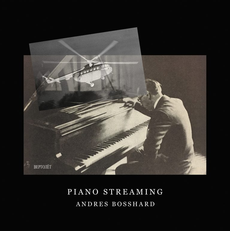 LP release on Pentiment by sound artist Andres Bosshard