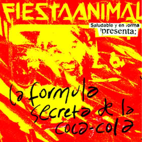 fiesta animal cd cover