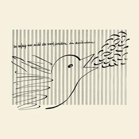 """Henning Christiansen Schafe statt Geigen / """"Verena"""" Vogelzymphon LP"""