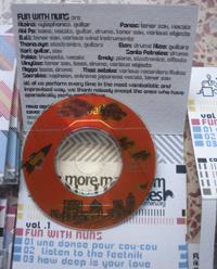 fun with nuns mini cd moremars release