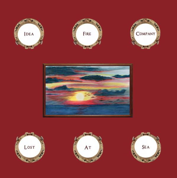Idea Fire Company - Lost at sea LP on Recital program records