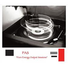 PAS - Pure energy output sessions [CD, pas, 2011]