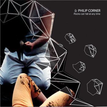 "PHILIP CORNER Rocks can fall at any time 12"" LP, [mm010]"