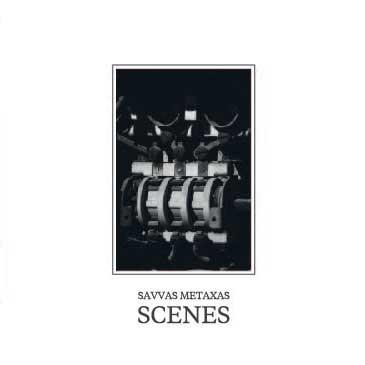 Σάββας Μεταξάς - Savvas Metaxas - Scenes cd