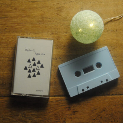 Agua Viva album by Daphne X on tsss tapes