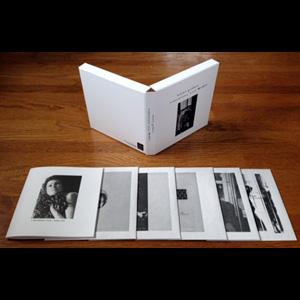 ANNA GILLIS Archives Box 1983 - 2005 5XCD box