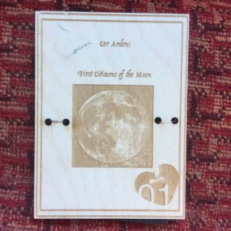 VARIOUS ARTISTS First Citizens of the Moon Cassette