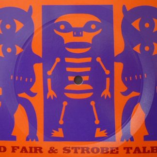 JAD FAIR & STROBE TALBOT Hunger flexi-disc