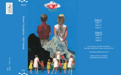 Karen Constance cassette cover
