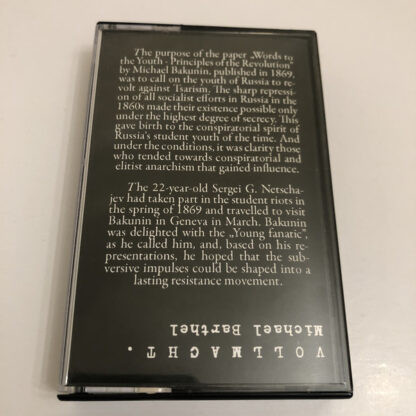 Michael Barthel - vollmacht cassette