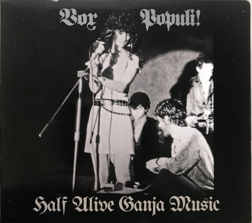 Vox Populi cd cover