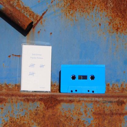 Jeph Jerman cassette on Tsss tapes