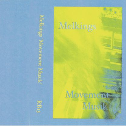 MELKINGS Movement Musik Cassette
