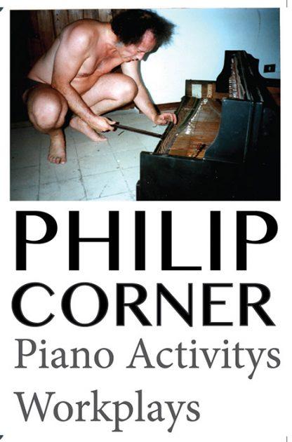 PHILIP CORNER Piano Activitys Workplays Cassette