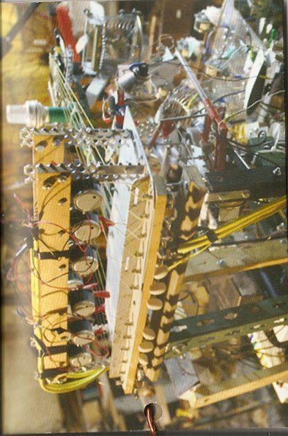 TOYS'R'NOISE / PIERRE GORDEEFF Musique Mécanique VS Orchestre De Robots Cassette