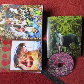 Uton Kahe book + CD